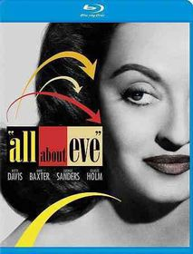 All About Eve - (Region A Import Blu-ray Disc)