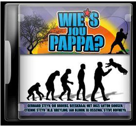 Wies Jou Pappa? - Various Artists (CD)