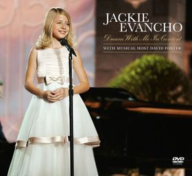 Evancho Jackie - Dream With Me - In Concert (DVD)