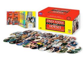 Only Fools and Horses Complete Collections Anniversary Edition (26 DVD Boxset)