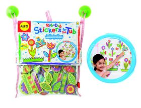 Alex Toys - Stickers For The tub - Garden
