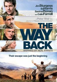 The Way Back (2010)(DVD)