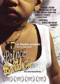 Prince of Broadway - (Region 1 Import DVD)