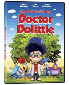Voyages of Young Doctor Dolittle - (Region 1 Import DVD)