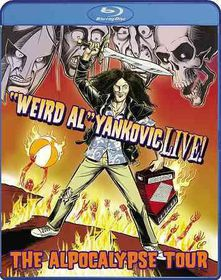 Weird Al Yankovic Live:Alpocalypse to - (Region A Import Blu-ray Disc)