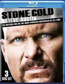 Stone Cold Steve Austin - (Region A Import Blu-ray Disc)