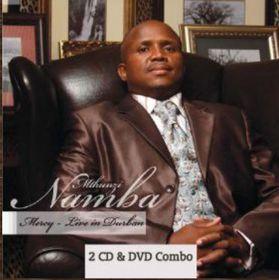 Namba Mthunzi - Mercy - Live In Durban (CD)