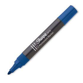 Sharpie M15 Bullet Permanent Marker - Blue