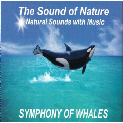 Sound Of Nature - Symphony Of Whales - Various Artists (CD)