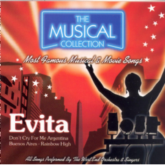 Evita - Various Artists (CD)