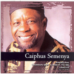 Semenya Caiphus - Collections (CD)