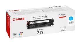 Canon Toner Cyan - 718C