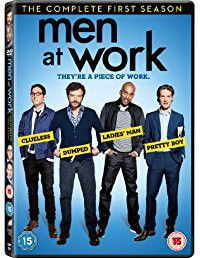 Men At Work: Season 1 (DVD)