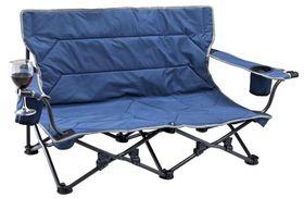 OZtrail - Twin Festival Low Chair - Blue