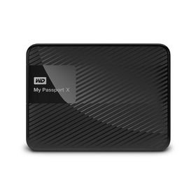 WD My Passport X 2TB - Black