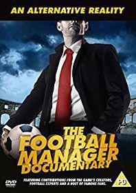 An Alternative Reality: The Football Manager Documentary (DVD)