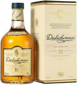 Dalwhinnie - 15 Year Old Single Malt Whisky - 750ml