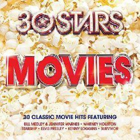 30 Stars - Movies - Various Artists (CD)