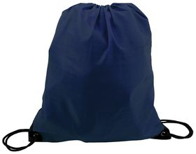 Marco 210T Poly String Bag - Navy