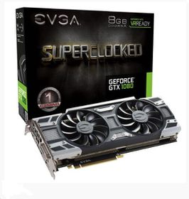 EVGA GeForce GTX 1080 SC Graphics Card - 8GB