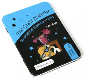 The Purple Cow The Crazy Scientist  - Young Researchers Card Tricks