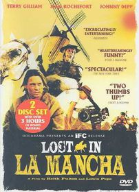 Lost in La Mancha - (Region 1 Import DVD)