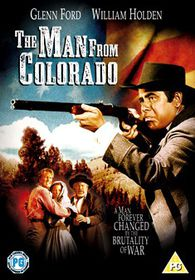 Man From Colorado - (Import DVD)
