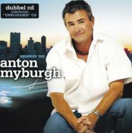Myburgh, Anton - Squeeze My (CD)