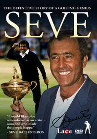 Seve: The Definitive Story of a Golfing Genius - (Import DVD)