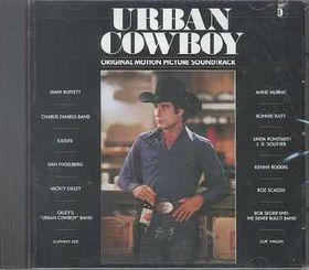 Urban Cowboy (OST) - (Import CD)