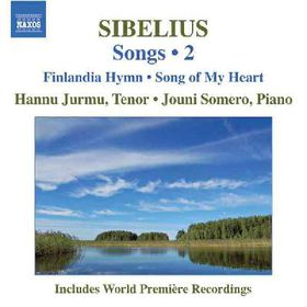 Sibelius - Sibelius:Songs Vol 2 (CD)