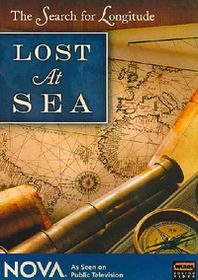 Lost at Sea:Search for Longitude - (Region 1 Import DVD)