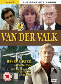 Van Der Valk-Complete Series - (Import DVD)