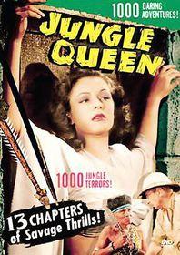 Jungle Queen - (Region 1 Import DVD)