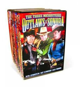 Three Mesquiteers:Ultimate Coll Vol 1 - (Region 1 Import DVD)