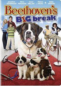 Beethoven's Big Break - (Region 1 Import DVD)