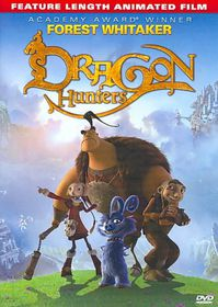 Dragon Hunters - (Region 1 Import DVD)