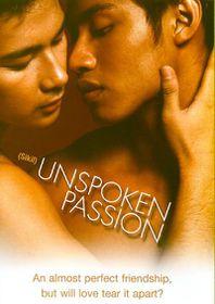 Unspoken Passion - (Region 1 Import DVD)