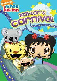 Ni Hao Kai Lan:Kai Lan's Carnival - (Region 1 Import DVD)