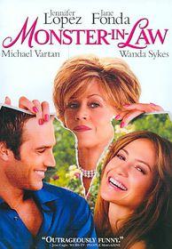 Monster in Law - (Region 1 Import DVD)