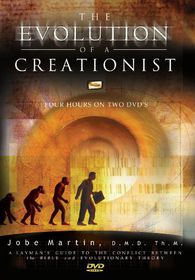 Evolution of a Creationist - (Import DVD)
