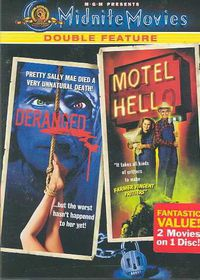Deranged/Motel Hell - (Region 1 Import DVD)