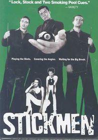 Stickmen - (Region 1 Import DVD)