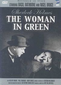 Sherlock Holmes and The Woman In Green - (Region 1 Import DVD)