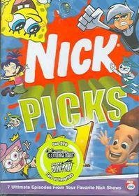 Nick Picks Vol 1 - (Region 1 Import DVD)