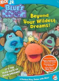 Blue's Clues: Beyond Your Wildest Dreams - (Region 1 Import DVD)