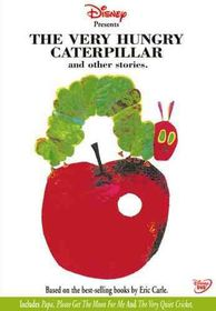 Very Hungry Caterpillar and Other Stories - (Region 1 Import DVD)