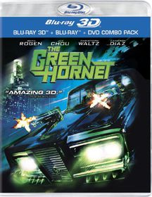 Green Hornet 3d (Bd/DVD Combo) - (Region A Import Blu-ray Disc)